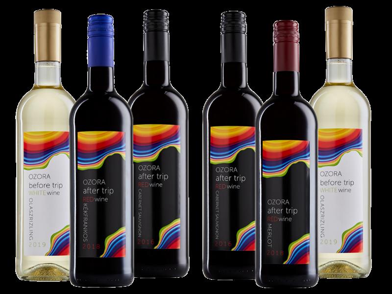 Ozorai energia - Ozora Wine and Spirit
