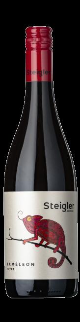 Steigler Kaméleon vörös cuvée, Bor - Steigler Pince