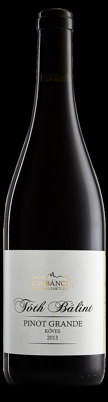 Pinot Grande Köves