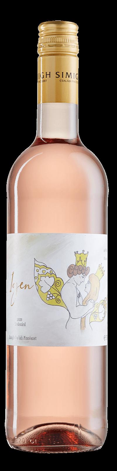 """""""Igen"""" Rosé Cuvée -  Simigh Családi Pincészet"""