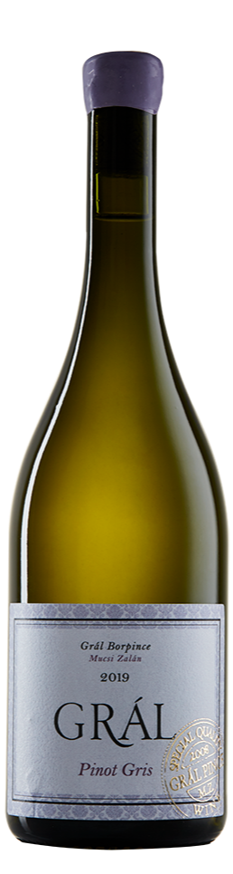 Pinot Gris Battonage -  Grál Borpince