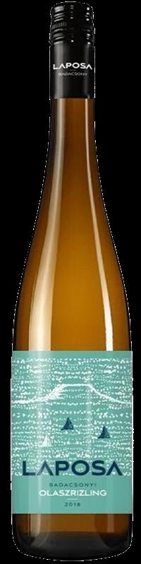 Olaszrizling  -  Laposa Borbirtok