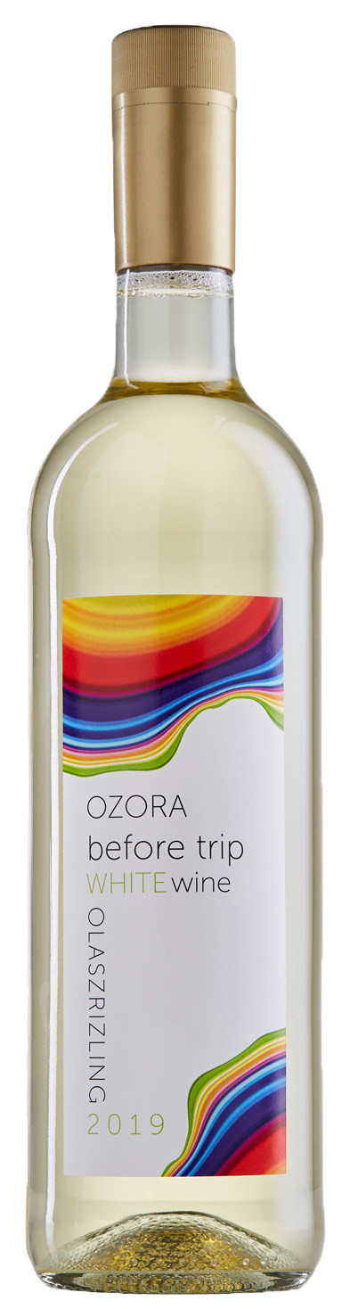 Before Trip Olaszrizling -  Ozora Wine and Spirit