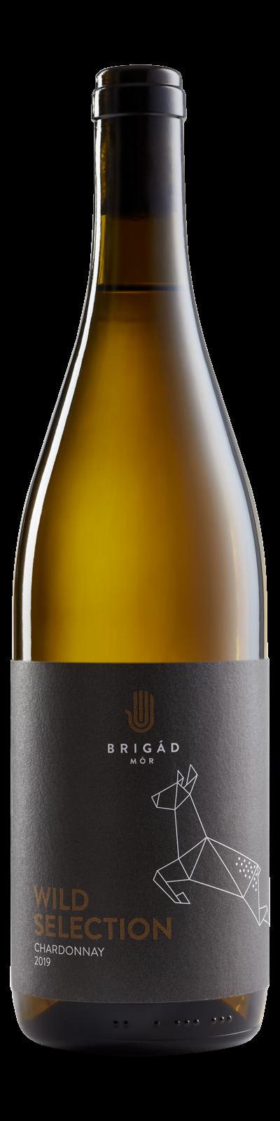 Wild Selection Chardonnay -  BRIGÁD Mór