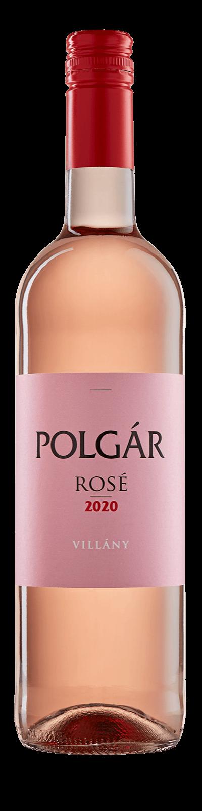 Rosé -  Polgár Pincészet