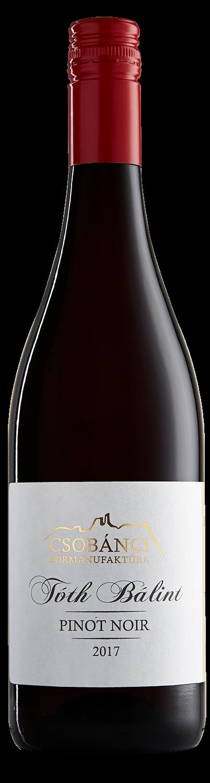 Pinot Noir -  Csobánci Bormanufaktúra