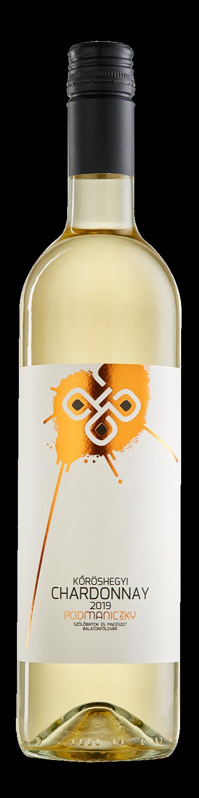Kőröshegyi Chardonnay -  Podmaniczky Szőlőbirtok és Pince