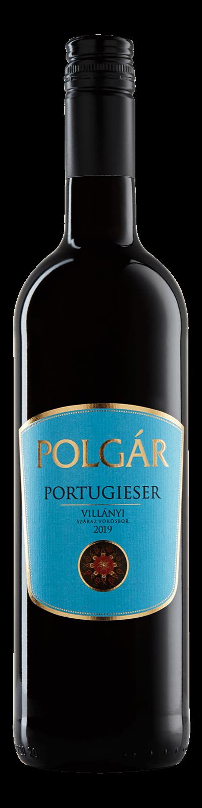 Portugieser -  Polgár Pincészet
