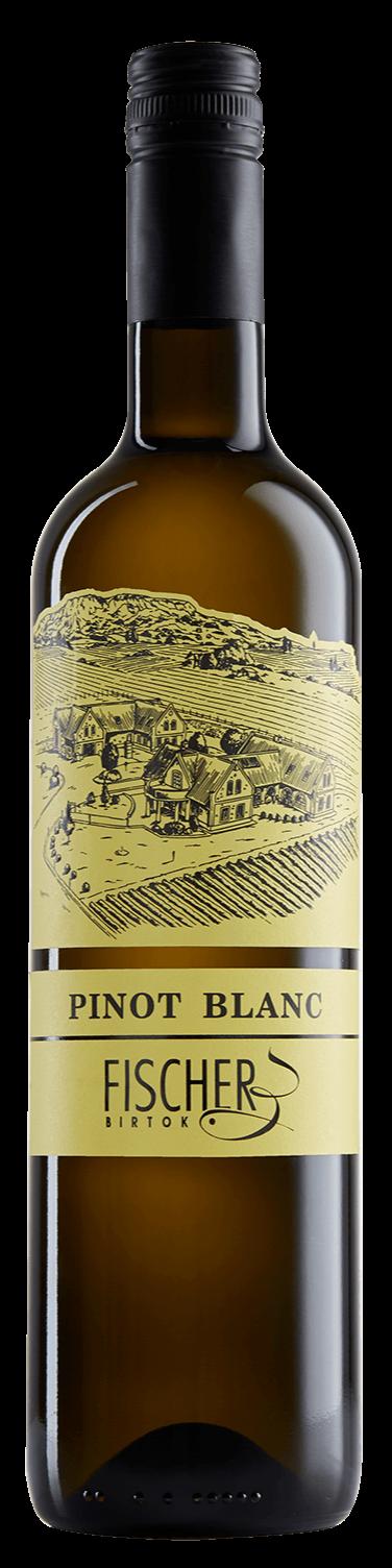 Pinot Blanc, Bor - Fischer Birtok