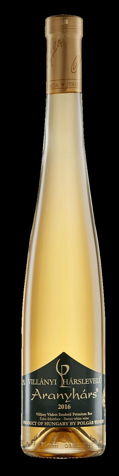 Aranyhárs -  Polgár Pincészet