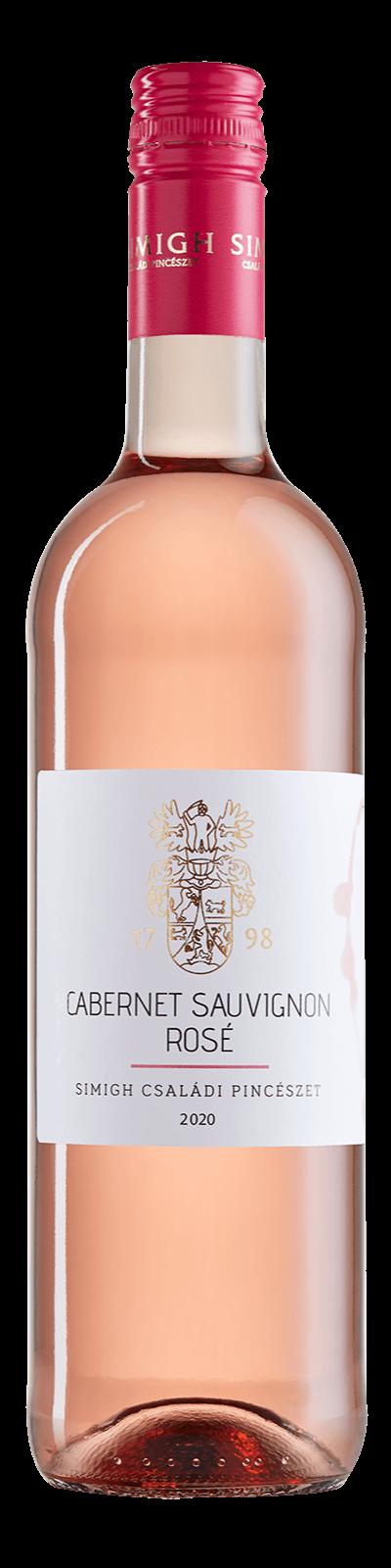 Cabernet Sauvignon Rosé -  Simigh Családi Pincészet