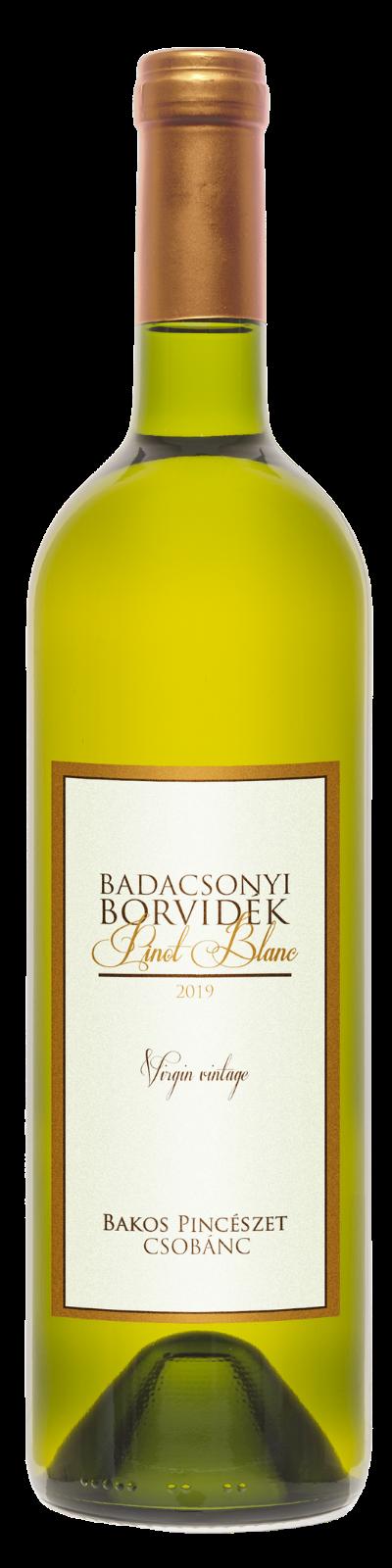 Pinot Blanc Virgin Vintage