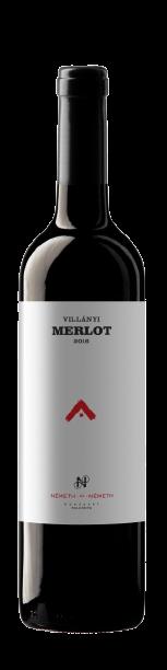 Merlot -  Németh és Németh Borászat