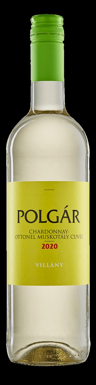 Chardonnay-Ottonel Muskotály -  Polgár Pincészet
