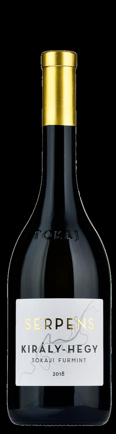 KIRÁLY-HEGY Tokaji Furmint -  SERPENS Borászat