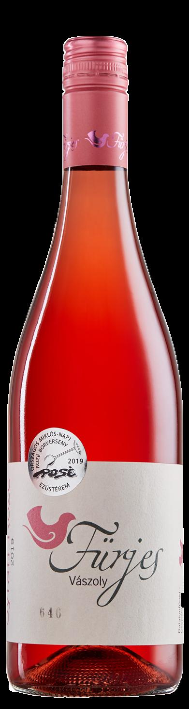 Syrah Rosé -  Fürjes Borászat