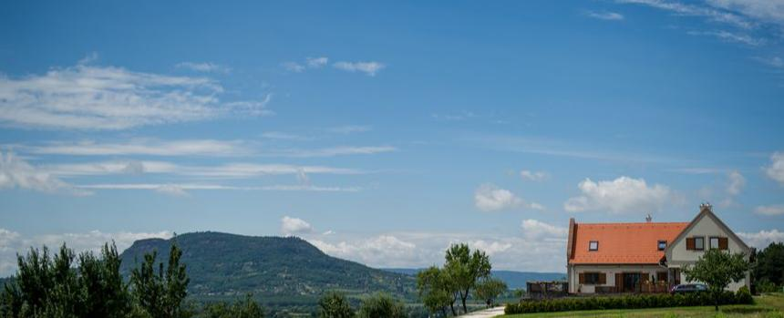 Panoráma életérzés - Villa Tolnay Borház